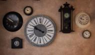 Relojes comedor