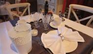 Detalle mesa comedor